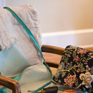 ReupholsteryIf your upholstery has become worn and torn, it can be a real eyesore in the room. Instead of trying to deal with those unsightly tears, let the professionals at KR Upholstery address the problem.